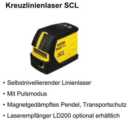 stanley laser scl kreuzlinienlaser mit mini stativ magnethat laserbrille tasche. Black Bedroom Furniture Sets. Home Design Ideas