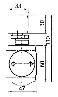 geze ts 5000 ecline chiusura per porta completo con binari ebay. Black Bedroom Furniture Sets. Home Design Ideas