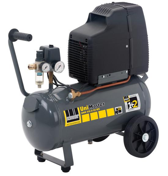 schneider kompressor unimaster unm 210 8 25wxof a711001 ebay. Black Bedroom Furniture Sets. Home Design Ideas